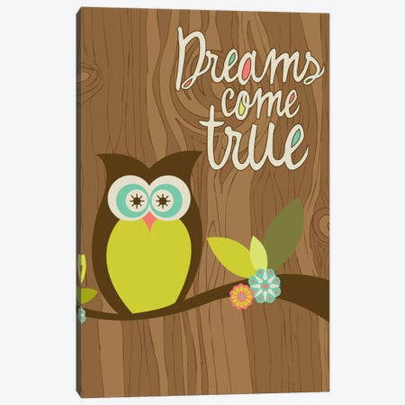 Dreams Come True II Canvas Print #VAL87} by Valentina Harper Canvas Print