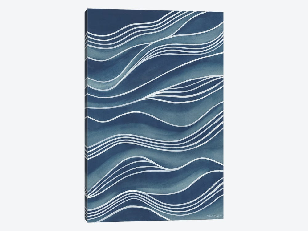 Wind & Waves II by Vanna Lam 1-piece Canvas Art