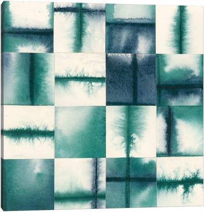 Evanesce I Canvas Art Print