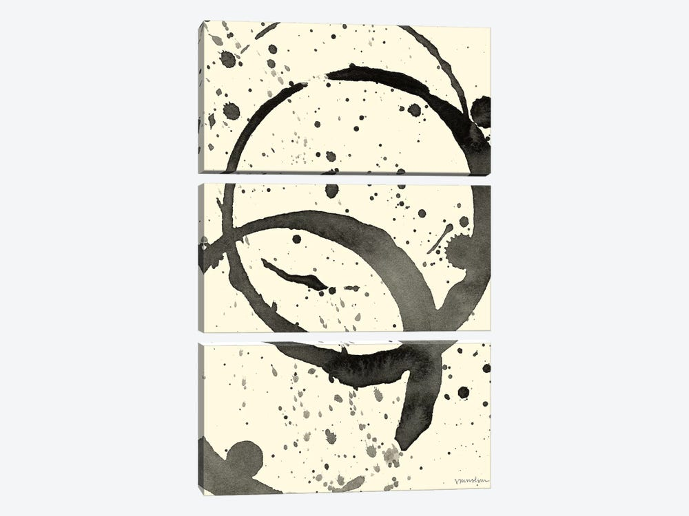 Astro Burst III by Vanna Lam 3-piece Art Print