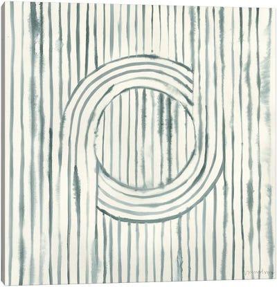 Gyrate I Canvas Art Print