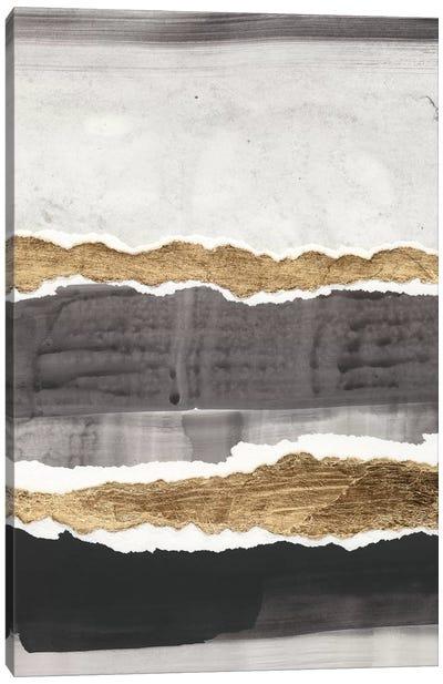 Greystone I Canvas Art Print