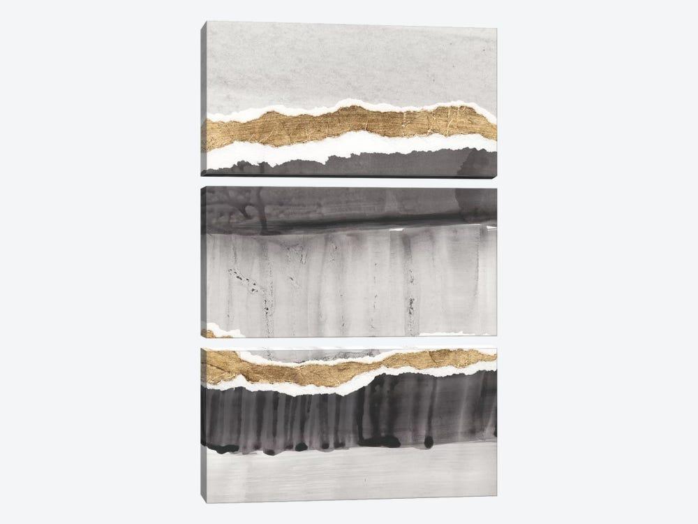 Greystone II by Vanna Lam 3-piece Canvas Wall Art