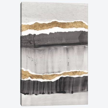 Greystone II 3-Piece Canvas #VAN33} by Vanna Lam Art Print