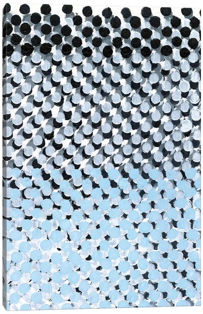 Perforation I Canvas Art Print