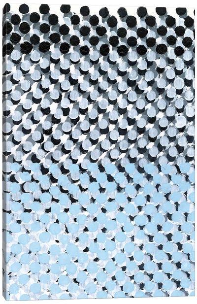 Perforation I Canvas Art Print