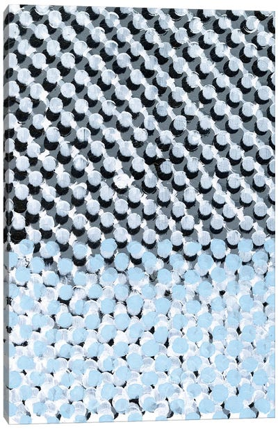 Perforation II Canvas Art Print