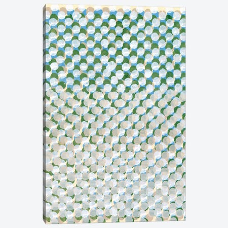Perforation III Canvas Print #VAN36} by Vanna Lam Canvas Wall Art