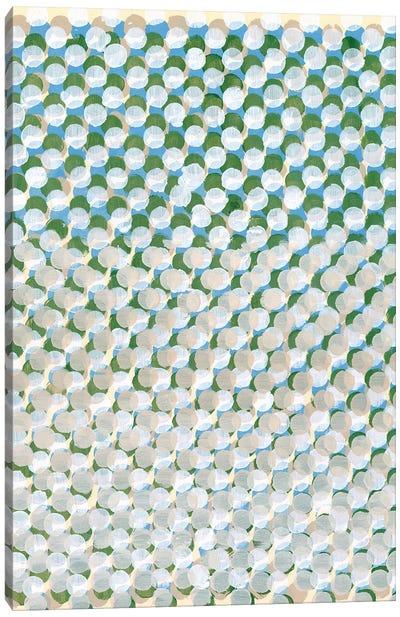 Perforation III Canvas Art Print