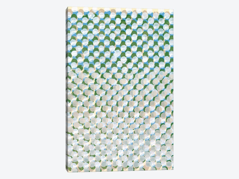 Perforation III by Vanna Lam 1-piece Canvas Print