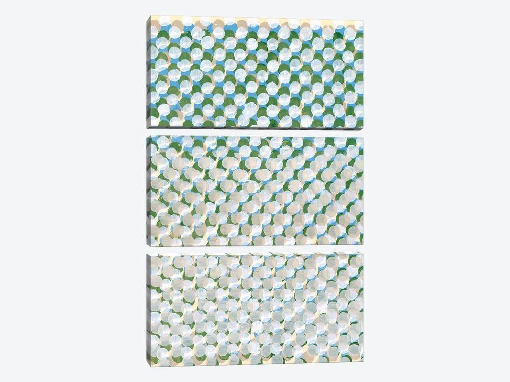 Perforation III by Vanna Lam 3-piece Art Print