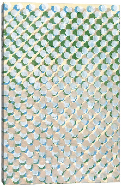 Perforation IV Canvas Art Print