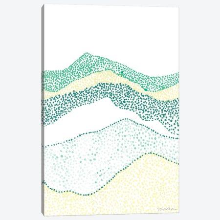 Terra Dots I Canvas Print #VAN38} by Vanna Lam Canvas Art Print