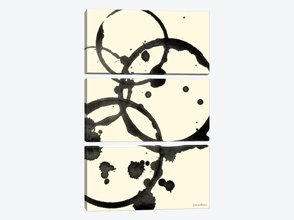 Astro Burst V by Vanna Lam 3-piece Art Print