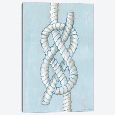 Starboard Knot I Canvas Print #VAN40} by Vanna Lam Canvas Art