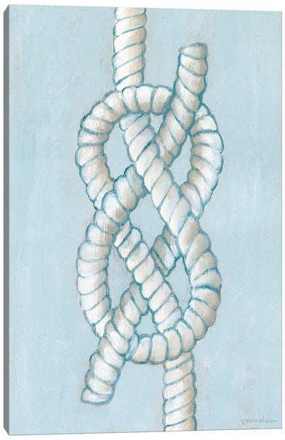 Starboard Knot I Canvas Art Print