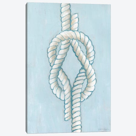 Starboard Knot III Canvas Print #VAN42} by Vanna Lam Canvas Wall Art