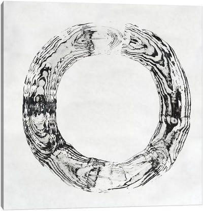 Endgrain II Canvas Art Print