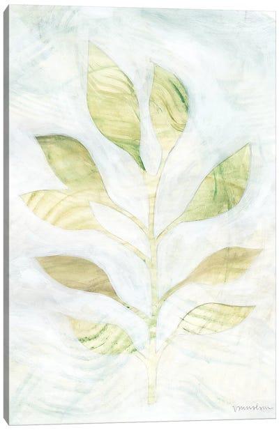 Breezy Fronds I Canvas Art Print