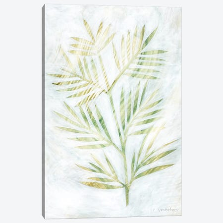 Breezy Fronds III Canvas Print #VAN49} by Vanna Lam Canvas Artwork