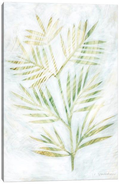 Breezy Fronds III Canvas Art Print