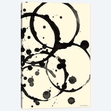 Astro Burst VI Canvas Print #VAN4} by Vanna Lam Canvas Artwork