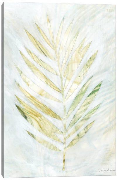 Breezy Fronds IV Canvas Art Print