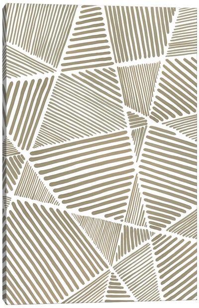 Crossbar I Canvas Art Print