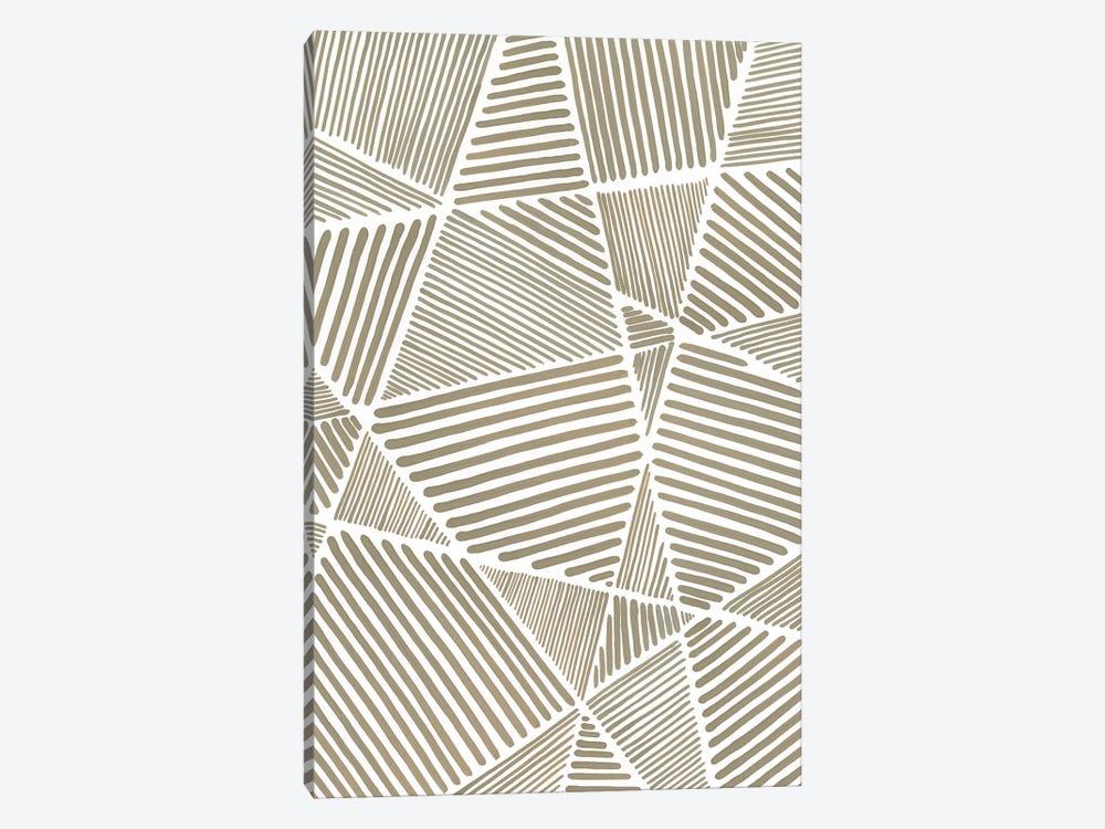 Crossbar I by Vanna Lam 1-piece Canvas Wall Art
