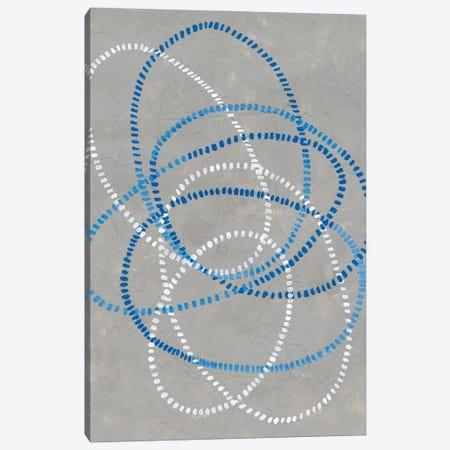 Running Stitch II Canvas Print #VAN57} by Vanna Lam Canvas Artwork