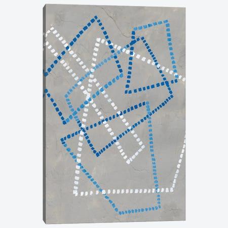 Running Stitch III Canvas Print #VAN58} by Vanna Lam Canvas Art Print