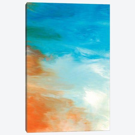 Neptune Sky II Canvas Print #VAN6} by Vanna Lam Canvas Art