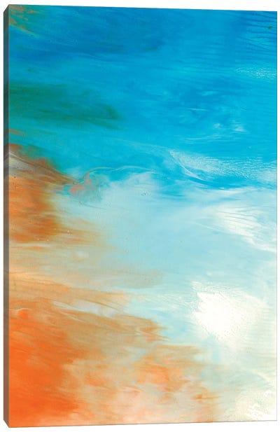 Neptune Sky II Canvas Art Print