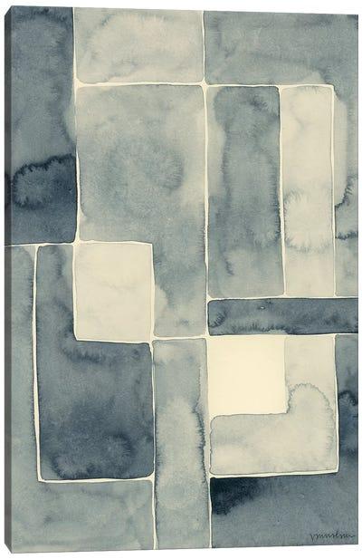 Blockade I Canvas Art Print