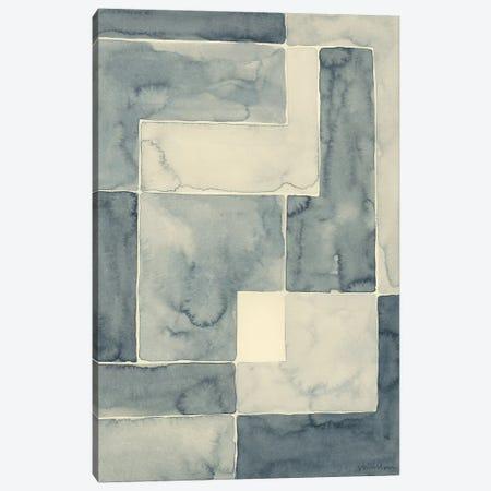 Blockade II 3-Piece Canvas #VAN9} by Vanna Lam Canvas Art Print