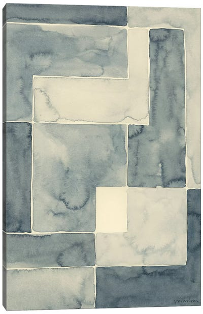 Blockade II Canvas Art Print