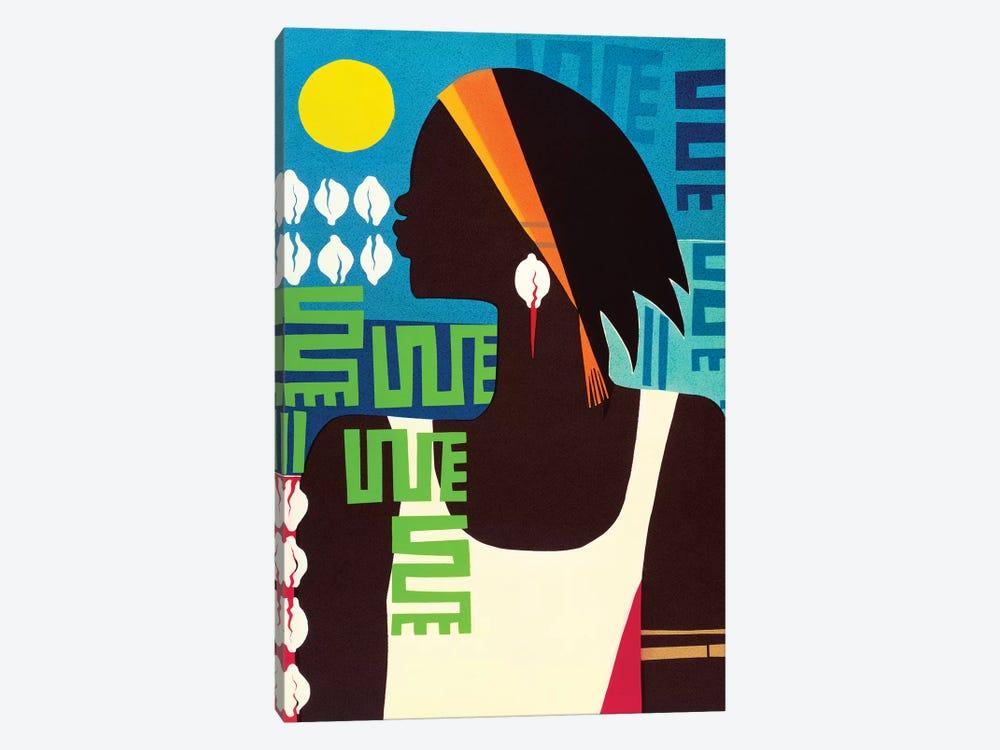 Virtuous Woman by Varnette Honeywood 1-piece Art Print