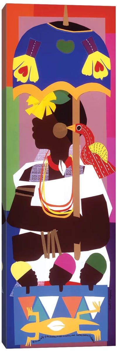 Ashanti Canvas Art Print