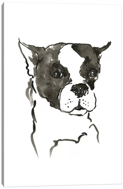 WAG: The Dog V Canvas Art Print