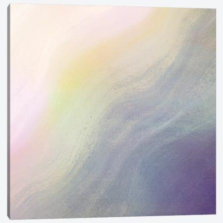 Abalone Haze I Canvas Print #VBO103} by Victoria Borges Canvas Art