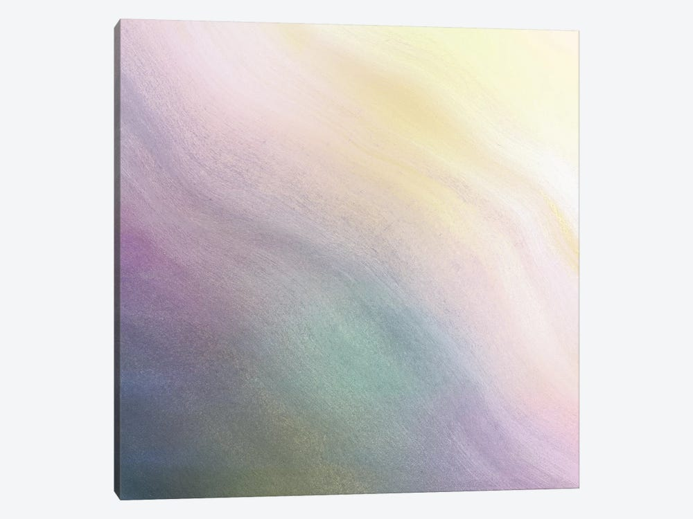 Abalone Haze II by Victoria Borges 1-piece Canvas Artwork