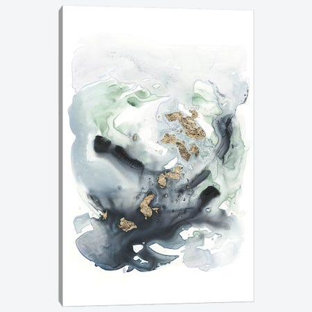 Archipelago I 3-Piece Canvas #VBO107} by Victoria Borges Art Print