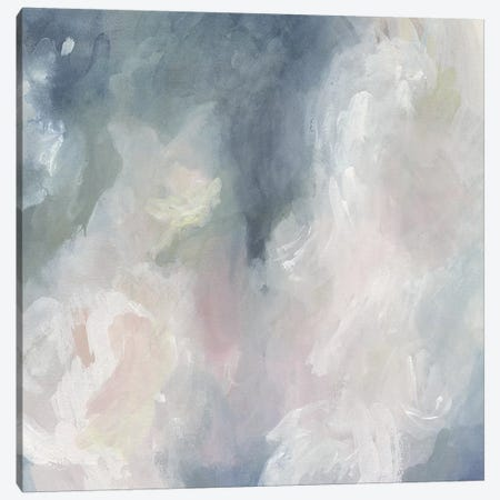 Blue Ambrosia I Canvas Print #VBO111} by Victoria Borges Canvas Art Print