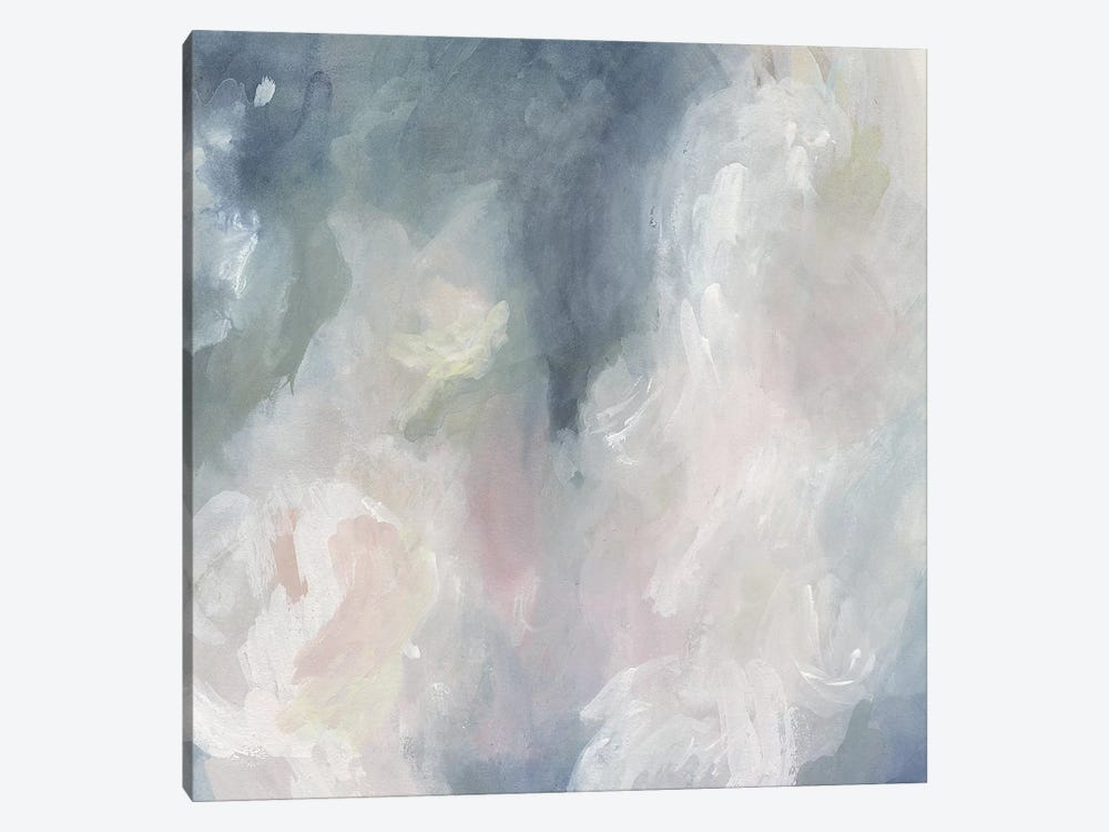 Blue Ambrosia I by Victoria Borges 1-piece Canvas Wall Art