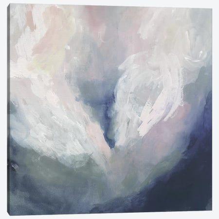 Blue Ambrosia IV Canvas Print #VBO114} by Victoria Borges Canvas Art