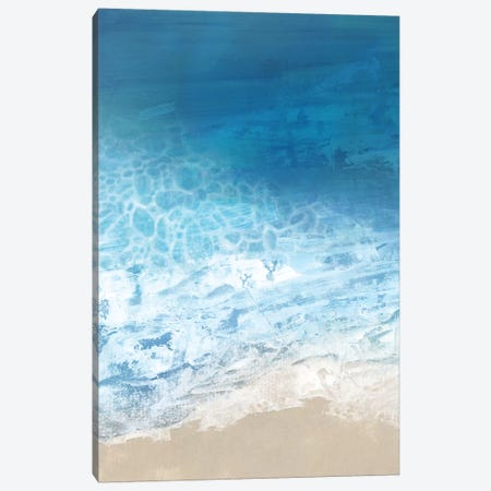 Ebb & Flow I Canvas Print #VBO129} by Victoria Borges Canvas Art