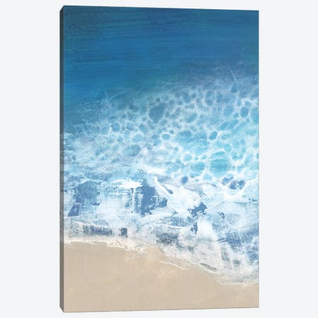 Ebb & Flow II Canvas Print #VBO130} by Victoria Borges Canvas Art Print