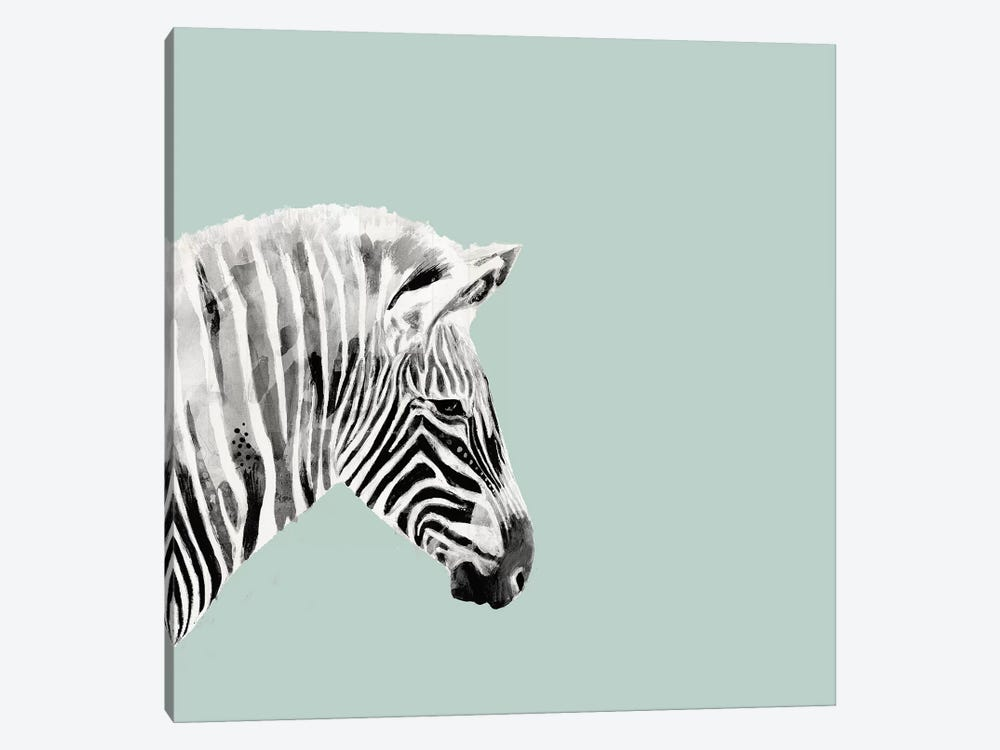 Pop Safari I by Victoria Borges 1-piece Canvas Art Print