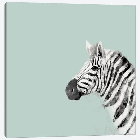 Pop Safari II Canvas Print #VBO162} by Victoria Borges Canvas Artwork