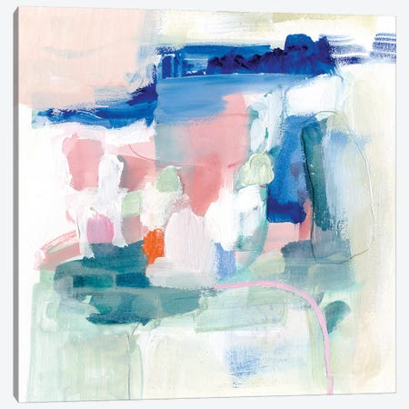 Procida I 3-Piece Canvas #VBO163} by Victoria Borges Canvas Art